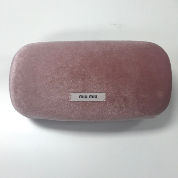 cfd9b3283d7 MiuMiu Large Sunglasses Case. M 5c71866c95199655fc6c2f64. Other Accessories  ...